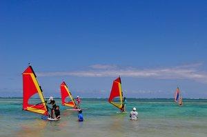 Windsurfing Full Beginner Course