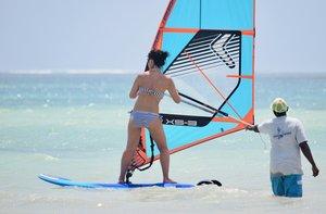 2 Hour Windsurfing (Taster Session)