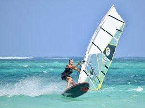Hourly Windsurfing