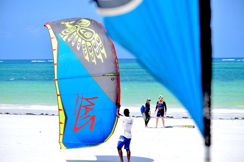 Hourly Kite Surfing