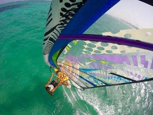 Kids Windsurfing Full Beginner Course (8 - 14 years)