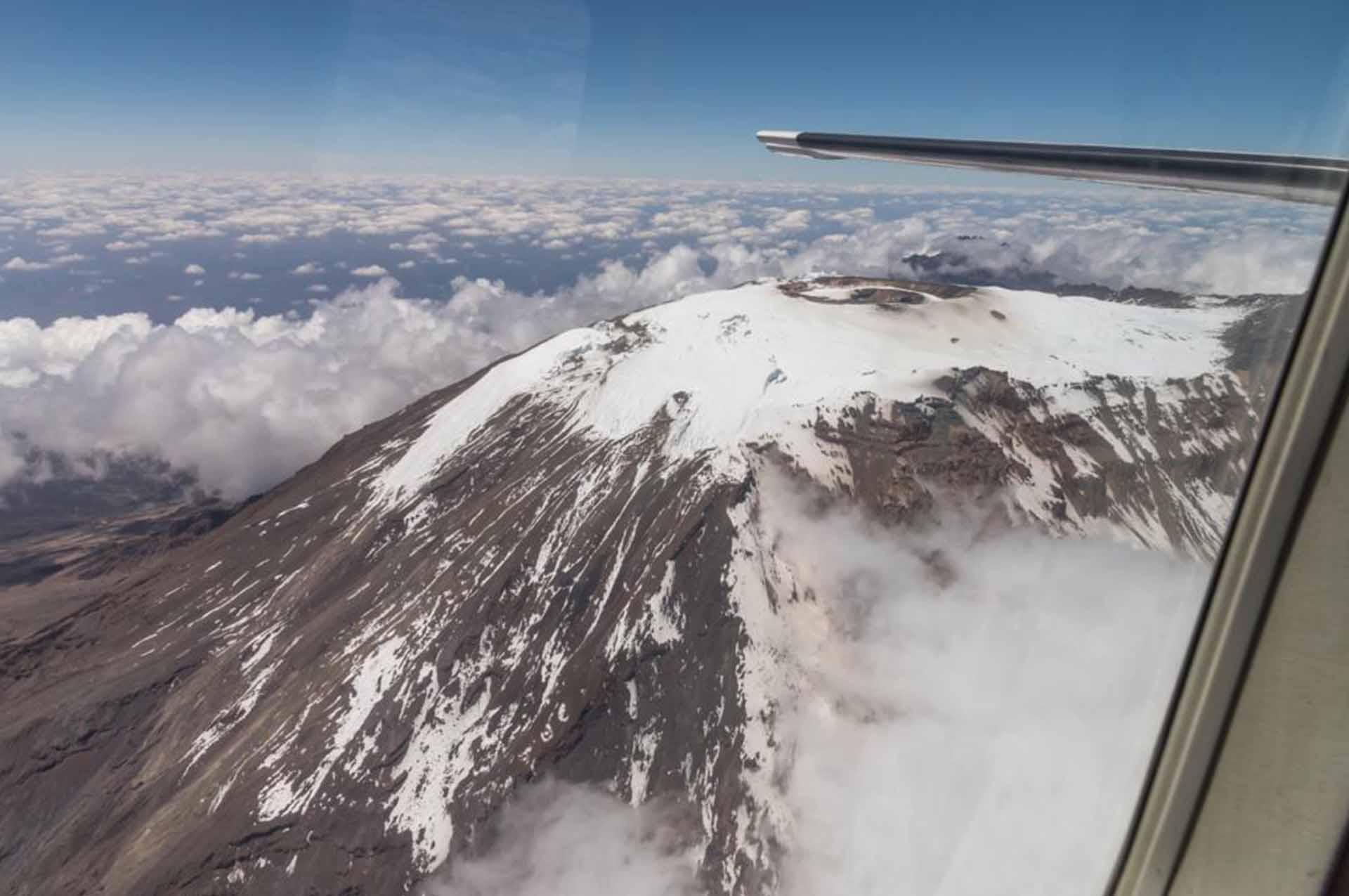 Mt Kilimanjaro Scenic Flight - Evening (17:00-18:00)