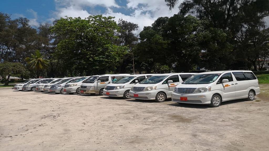 Zanzibar Airport - North east