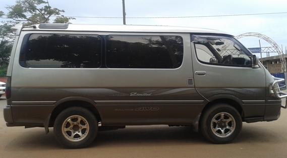 4 Wheel Drive (4WD) Vehicles