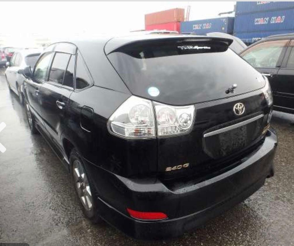 Toyota New Model harrier